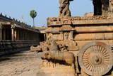 Airavateswara Temple (Darasuram Temple) Reprodukcja zdjęcia autor Bhaskar Krishnamurthy
