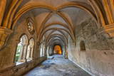 Cloister of King Dinis Photographic Print by G and M Therin-Weise