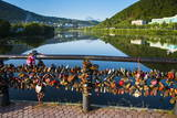 Lots of Padlocks and Chains Photographic Print by Michael Runkel