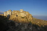 Al Hajjarah Village, Djebel Haraz, Yemen, Middle East Photographic Print by Bruno Morandi