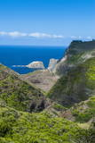 The Rugged West Maui Landscape and Coastline, Maui, Hawaii, United States of America, Pacific Photographic Print by Michael Runkel