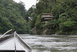 On the Madre De Dios River, Peru, South America Photographic Print by Peter Groenendijk