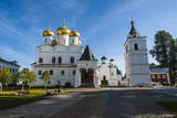 Monastery of St. Ipaty, Kostroma, Golden Ring, Russia, Europe Photographic Print by Michael Runkel