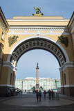 Palace Square Photographic Print by Michael Runkel