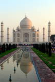 Taj Mahal, UNESCO World Heritage Site, Agra, Uttar Pradesh, India, Asia Photographic Print by Bhaskar Krishnamurthy