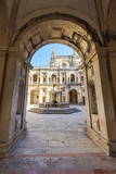 Great Cloister Photographic Print by G and M Therin-Weise