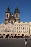 Old Town Square, UNESCO World Heritage Site, Prague, Czech Republic, Europe Photographic Print by Phil Clarke-Hill