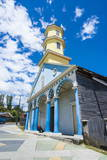 Iglesia San Carlos De Chonchi, UNESCO World Heritage Site, Chonchi, Chiloe, Chile, South America Photographic Print by Michael Runkel