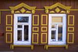 Wooden Architecture, Irkutsk, Siberia, Russia, Eurasia Photographic Print by Bruno Morandi