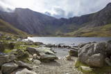 A Small Unnamed Source in the Ogwen Valley (Dyffryn Ogwen) Photographic Print by Charlie Harding