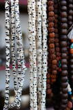 Buddhist Prayer Beads, Dharamsala, Himachal Pradesh, India, Asia Photographic Print by Bhaskar Krishnamurthy