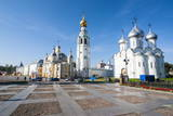 The Kremlin of Vologda, Vologda Oblast, Russia, Europe Photographic Print by Michael Runkel