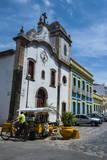 Olinda, UNESCO World Heritage Site, Pernambuco, Brazil, South America Photographic Print by Michael Runkel