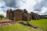 Jesuit Mission of La Santisima Trinidad, UNESCO World Heritage Site, Paraguay, South America Photographic Print by Michael Runkel
