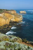 Bay of Islands Rock Formations Along the Great Ocean Road, Victoria, Australia, Pacific Photographic Print by Michael Runkel