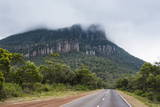 Road Leading to the Grampians National Park, Victoria, Australia, Pacific Photographic Print by Michael Runkel
