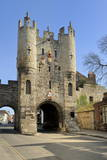 Micklegate Bar Photographic Print by Peter Richardson