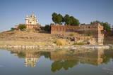 Jaswant Thada, Jodhpur, Rajasthan, India, Asia Photographic Print by Doug Pearson