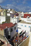 The Medina (Old City), Tangier, Morocco, North Africa, Africa Photographic Print by Bruno Morandi