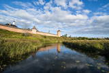 Kamenka River and the Kremlin, UNESCO World Heritage Site, Suzdal, Golden Ring, Russia, Europe Photographic Print by Michael Runkel