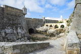 Ramparts of the Fortress, Peniche, Estremadura, Portugal, Europe Photographic Print by G and M Therin-Weise