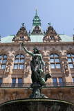 Rathaus (Town Hall), Hamburg, Germany, Europe Photographic Print by Phil Clarke-Hill