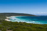 White Sand Beach and Turquoise Water Near Margaret River, Western Australia, Australia, Pacific Photographic Print by Michael Runkel