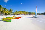 Beach, Jolly Harbour, St. Mary, Antigua, Leeward Islands, West Indies, Caribbean, Central America Photographic Print by Frank Fell