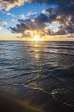 Sunset in Kauai, Hawaii, United States of America, Pacific Photographic Print by Michael Runkel