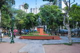 Uruguay Square in Asuncion, Paraguay, South America Photographic Print by Michael Runkel