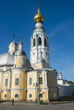 The Kremlin of Vologda, Vologda Oblast, Russia, Europe Photographic Print by Michael Runkel