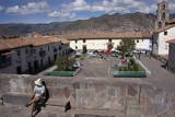 Plaza San Blas, Cuzco, Peru, South America Photographic Print by Peter Groenendijk