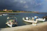 Frangokastello Castle, Crete, Greek Islands, Greece, Europe Stampa fotografica di Bruno Morandi