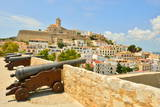 Old Town, Ibiza, Balearic Islands, Spain, Europe Photographic Print by Pablo Cersosimo
