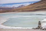 Laguna Verde (Green Lagoon) Photographic Print by Kim Walker