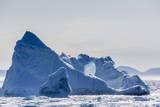 Iceberg Near the Cumberland Peninsula, Baffin Island, Nunavut, Canada, North America Photographic Print by Michael Nolan