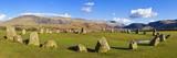 Neale Clark - Standing Stones of Castlerigg Stone Circle Near Keswick Fotografická reprodukce