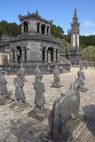 Khai Dinh Tomb, Hue, Vietnam, Indochina, Southeast Asia, Asia Photographic Print by Bruno Morandi