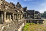 Raised Terrace at Angkor Wat Reprodukcja zdjęcia autor Michael Nolan