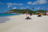 Darkwood Beach, St. Johns, Antigua, Leeward Islands, West Indies, Caribbean, Central America Photographic Print by Frank Fell