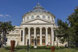 Atheneum Concert Hall, Bucharest, Romania, Europe Photographic Print by Rolf Richardson