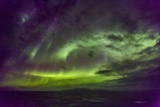Aurora Borealis Photographic Print by Michael Nolan
