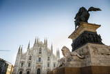 Duomo (Cathedral), Milan, Lombardy, Italy, Europe Photographic Print by Yadid Levy