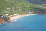 View of Carlisle Bay, Antigua, Leeward Islands, West Indies, Caribbean, Central America Photographie par Frank Fell