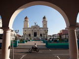 Cespedes Park, Santiago De Cuba, Cuba, West Indies, Caribbean, Central America Photographic Print by Phil Clarke-Hill