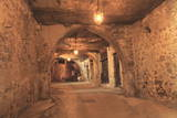 Rue Obscure (Dark Passage) Datring from the 13th Century Photographic Print by Wendy Connett