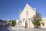 Capuchin Church, Bratislava, Slovakia, Europe Photographic Print by Ian Trower
