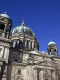 Berlin Cathedral (Berliner Dom), Berlin, Germany, Europe Photographic Print by Simon Montgomery