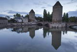 The Ponts Couverts Dating from the 13th Century Photographic Print by Julian Elliott