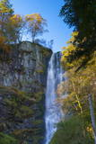 Pistyll Rhaeadr Waterfalls Photographic Print by Alan Copson